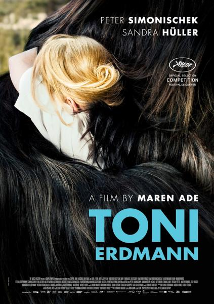 «Тони Эрдманн» Постер
