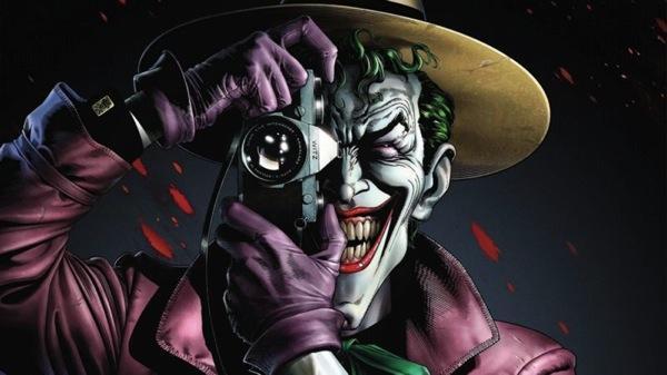 «Бэтмен Убийственная шутка»