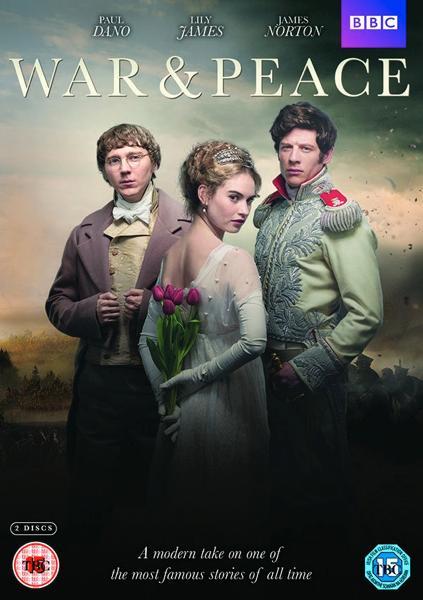 Война и мир  Постер