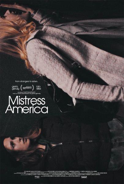 Госпожа Америка  Постер