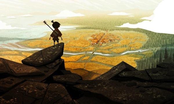 Kубо Легенда о самурае