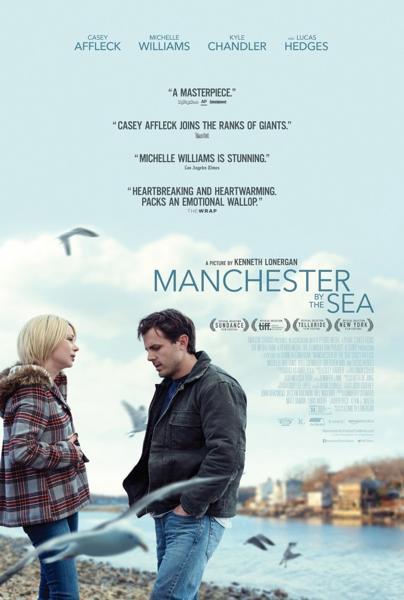 Манчестер у моря  Постер
