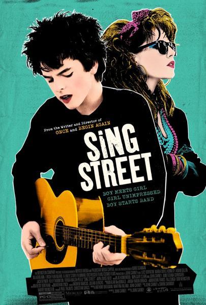 «Синг Стрит»  Постер