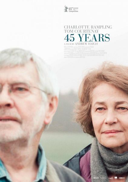 45 лет  Постер