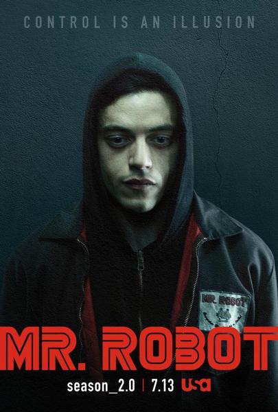 «Мистер Робот 2»  Постер