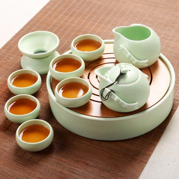 Атрибуты чаепития в Англии