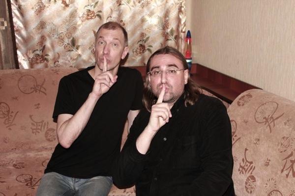Сергей Соседов и Василий Козлов