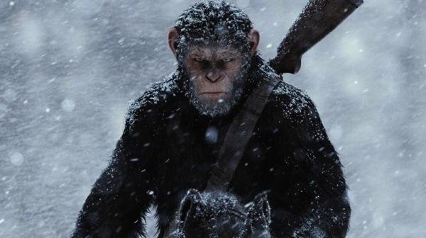 Планета обезьяна Война