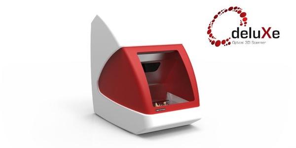 3D scanner Delux