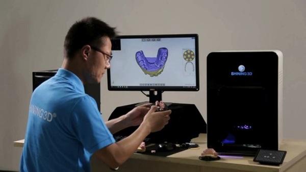 3D сканирование в стоматологии