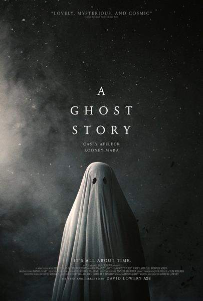 История призрака  Постер
