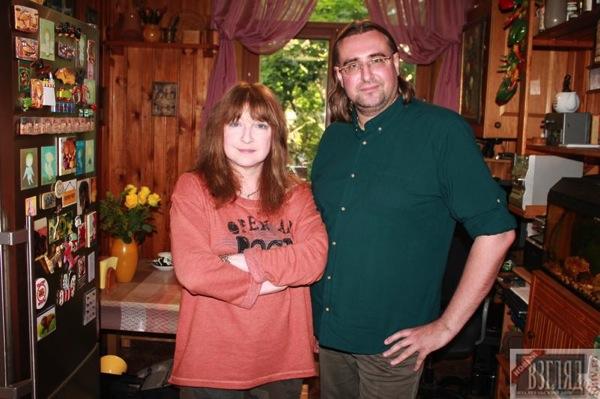Екатерина Семёнова и Василий Козлов