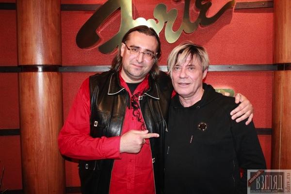 Василий Козлов и Геннадий Богданов (2018)