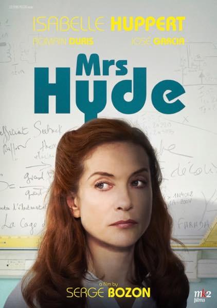 Миссис Хайд Постер