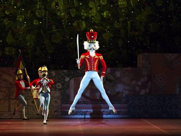 Балет  Щелкунчик в Большом театре