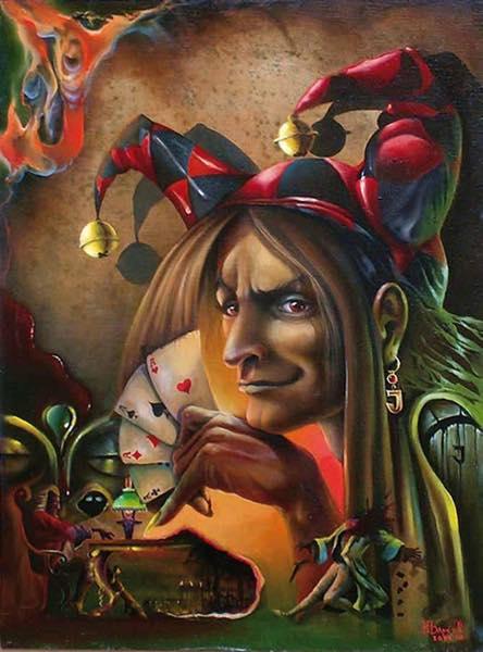 «Джокер» 2010 г. В. Барков