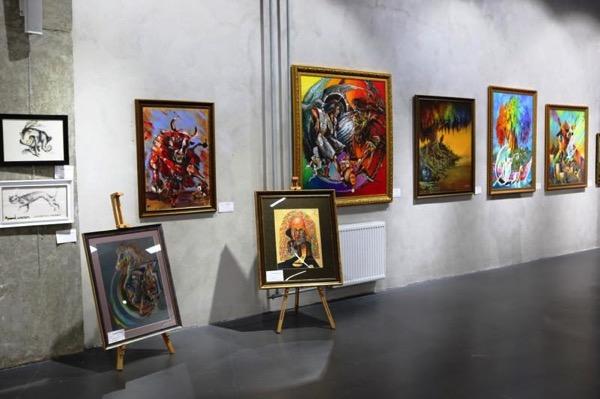 Владимир Барков. Выставка