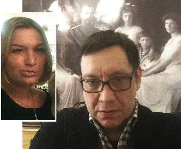 Егор Кончаловский и Мария Леонова