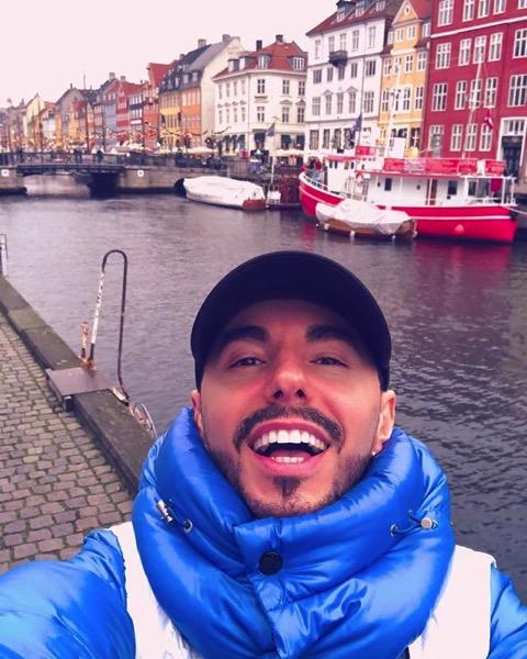 Тимур Родригез и его зубы