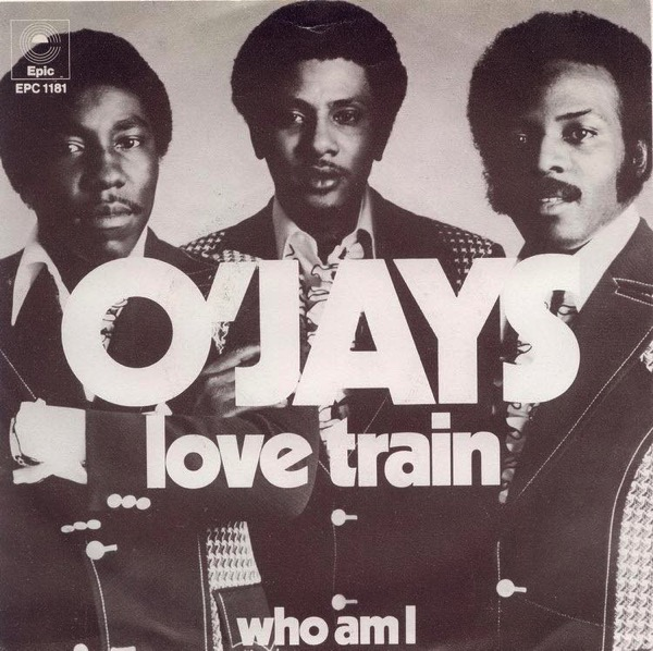 O JAYS  LOVE TRAIN  1972