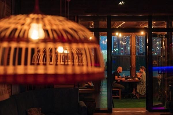 Восточное кафе в г Тюмени