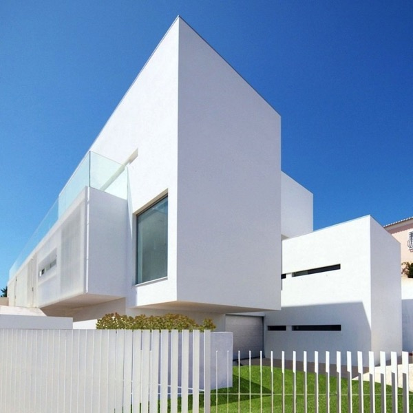 Необычный дом Alto Do Lagoal
