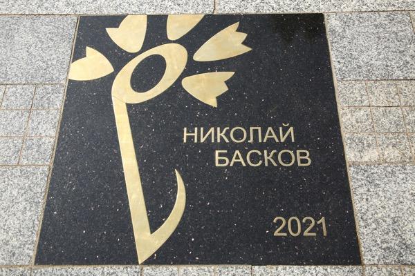 Звезда Николая Баскова