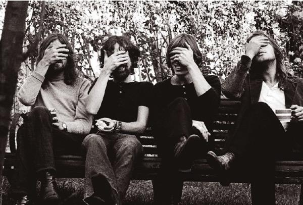 Pink Floyd и Stonks