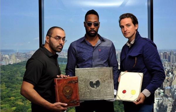 Группа Wu Tang Clan выпустила двойной альбом  Once Upon a Time in Shaolin