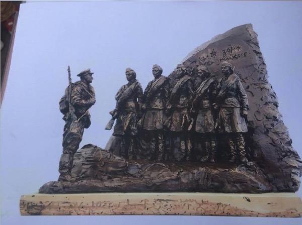 Памятник героиням фильма Станислава Ростоцкого  «А зори здесь тихие»