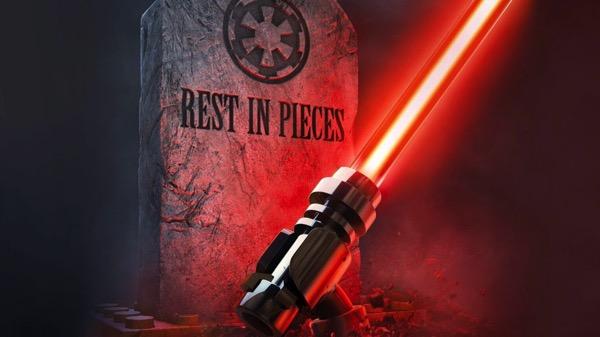Спецэпизод LEGO Star Wars «Ужасающие истории»